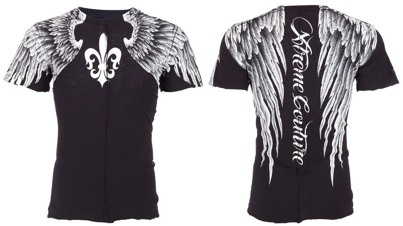 Футболка xtreme couture Affliction