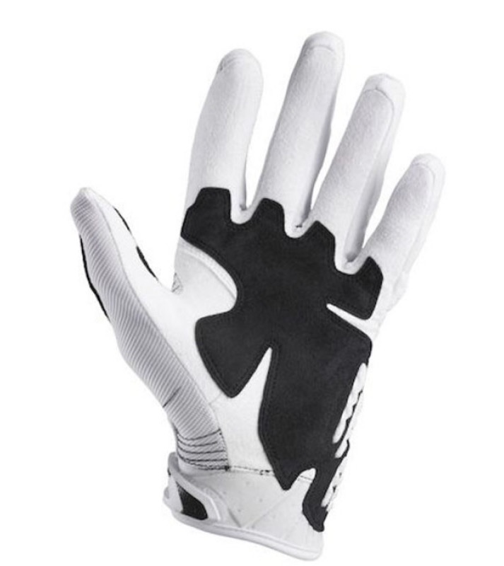 Мотоперчатки Fox Bomber Glove White/Blac
