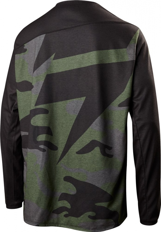 Мотоджерси Shift Recon Drift Camo Jersey Fatigue Camo