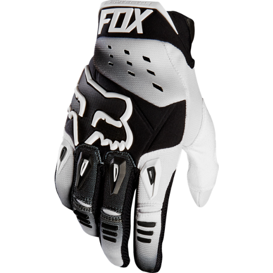 Мотоперчатки Fox Pawtector Race Glove White